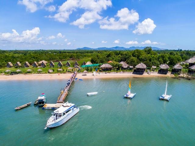 Bà Rịa - Vũng Tàu: Tăng tầng cao, đất ở đô thị và dân số tại đảo Gò Găng
