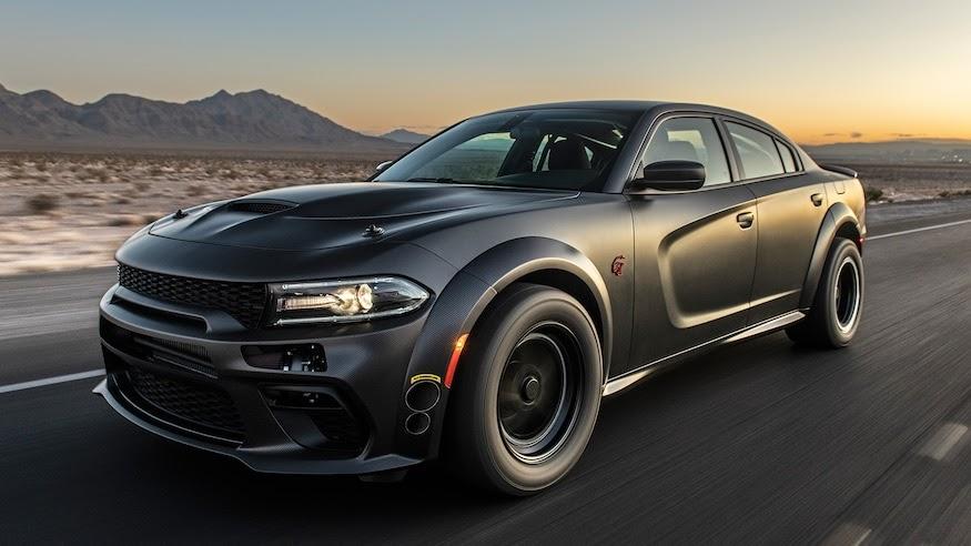 Dodge Demon Horsepower 2021 - Car Wallpaper