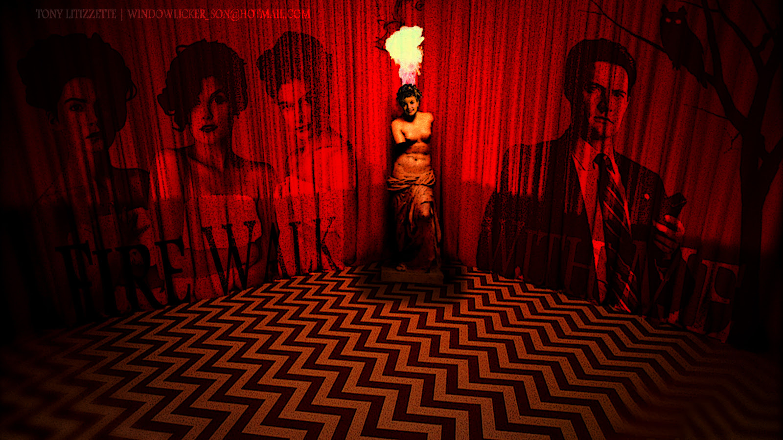 Twin Peaks Images The Black Lodge Hd Wallpaper And Background Photos