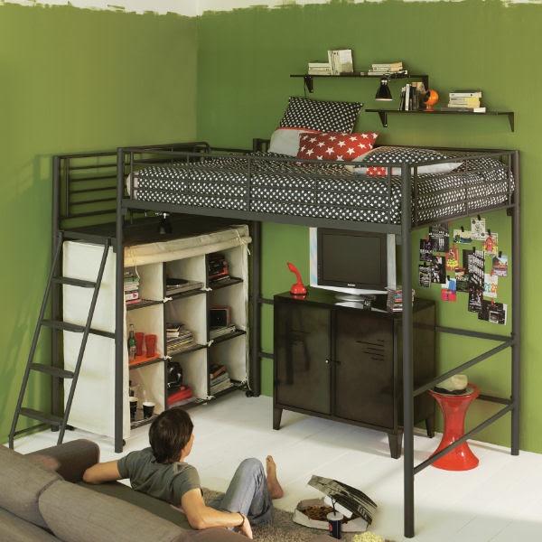 les concepteurs artistiques chambre coucher lit pont pas cher. Black Bedroom Furniture Sets. Home Design Ideas