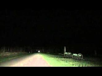 Gettysburg Ghost Sighting / Aparición Fantasmal en Gettysburg