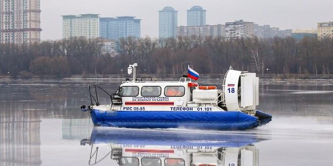 Спасатели напоминают: выходить на неокрепший лед опасно