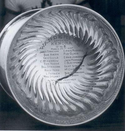 1907 Wanderers engraving