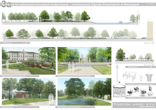 Architektura Krajobrazu Projekt