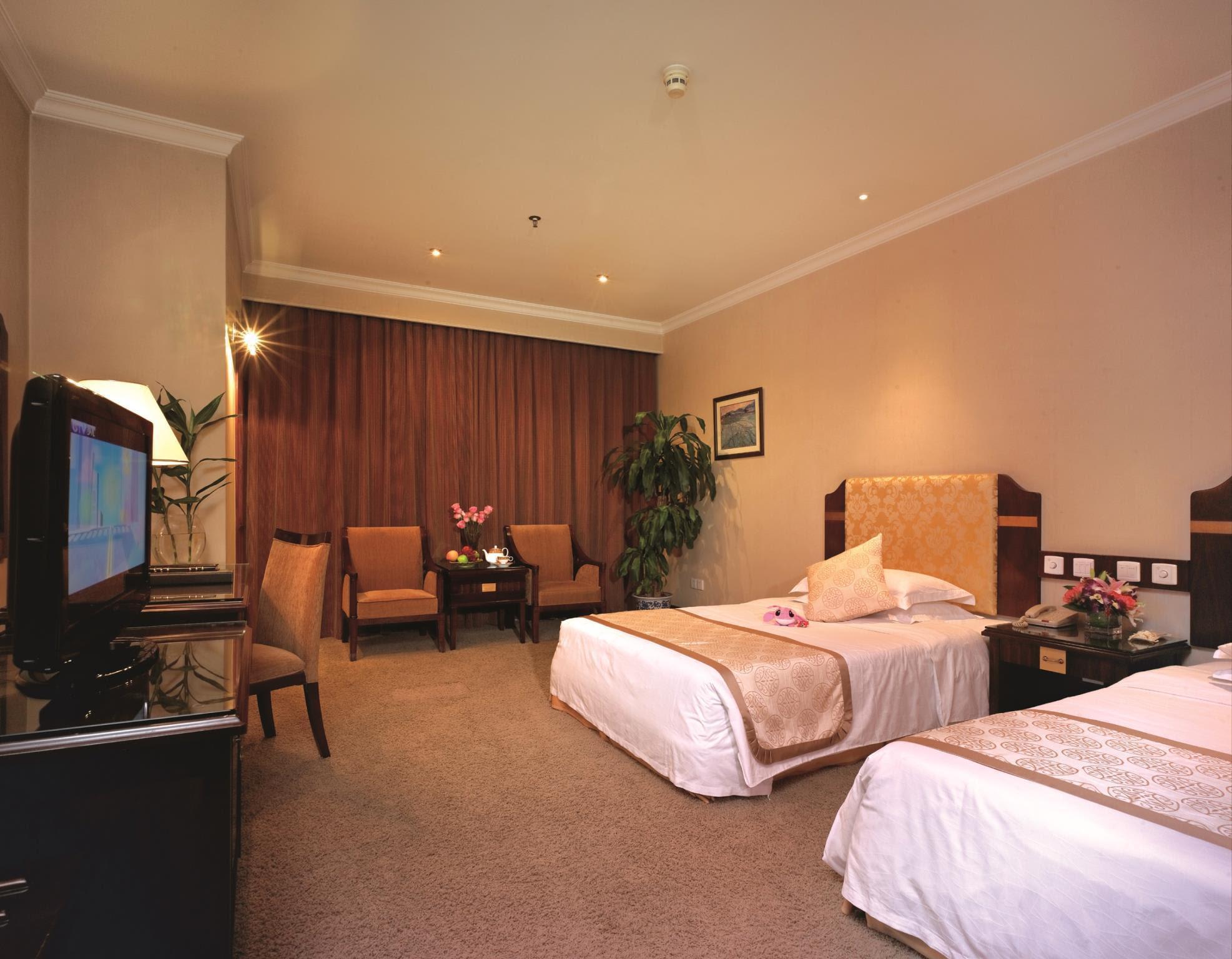 Reviews Chongqing Sunshine Continental Grand Hotel