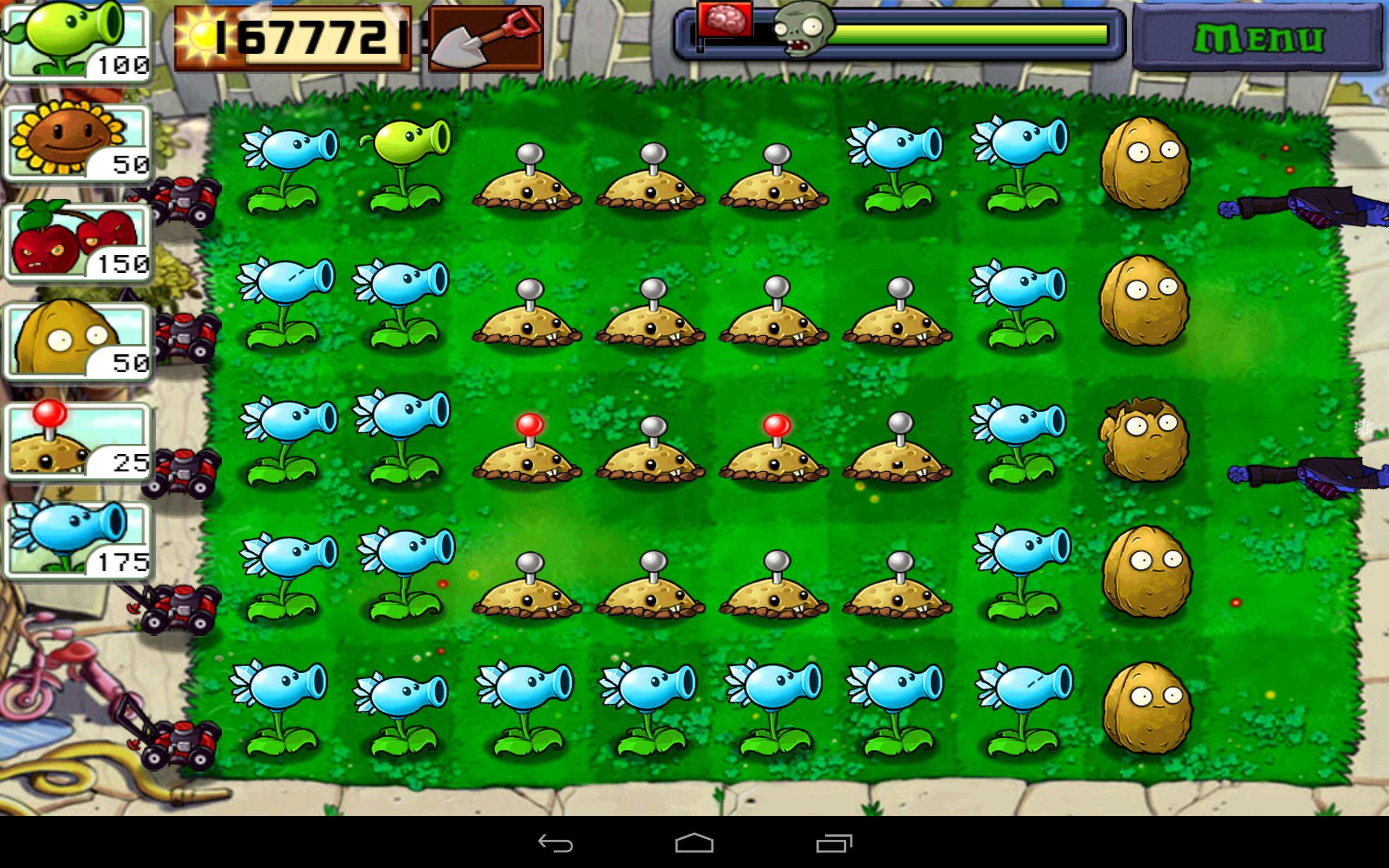 Plants Vs Zombies Free V 1 1 2 11 Apk Mod Apk Mod Hacks