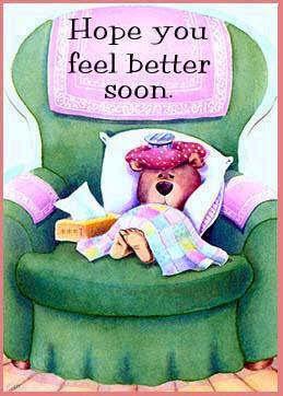 Hope You Feel Better Soon Get Well Myniceprofilecom