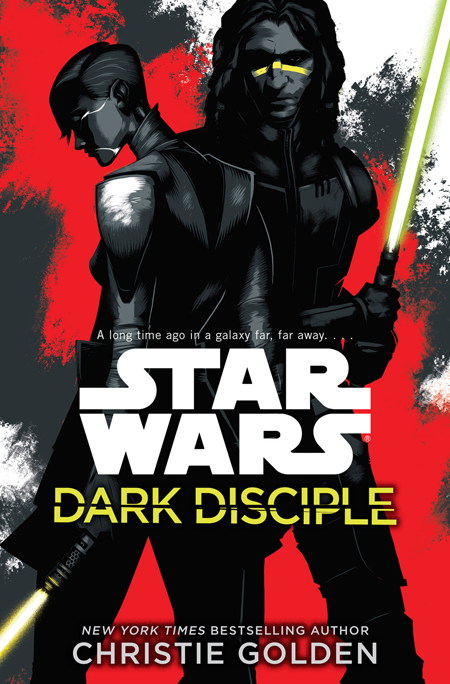 Star Wars Dark Disciple Review | Anakin And His Angel