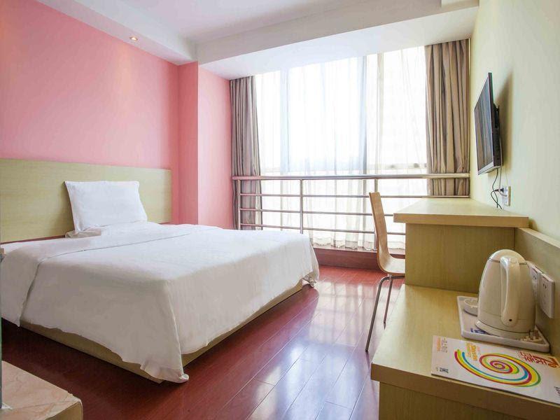 7 Days Inn Chongqing Changshoutaoyuan Walking Street Center Branch Discount