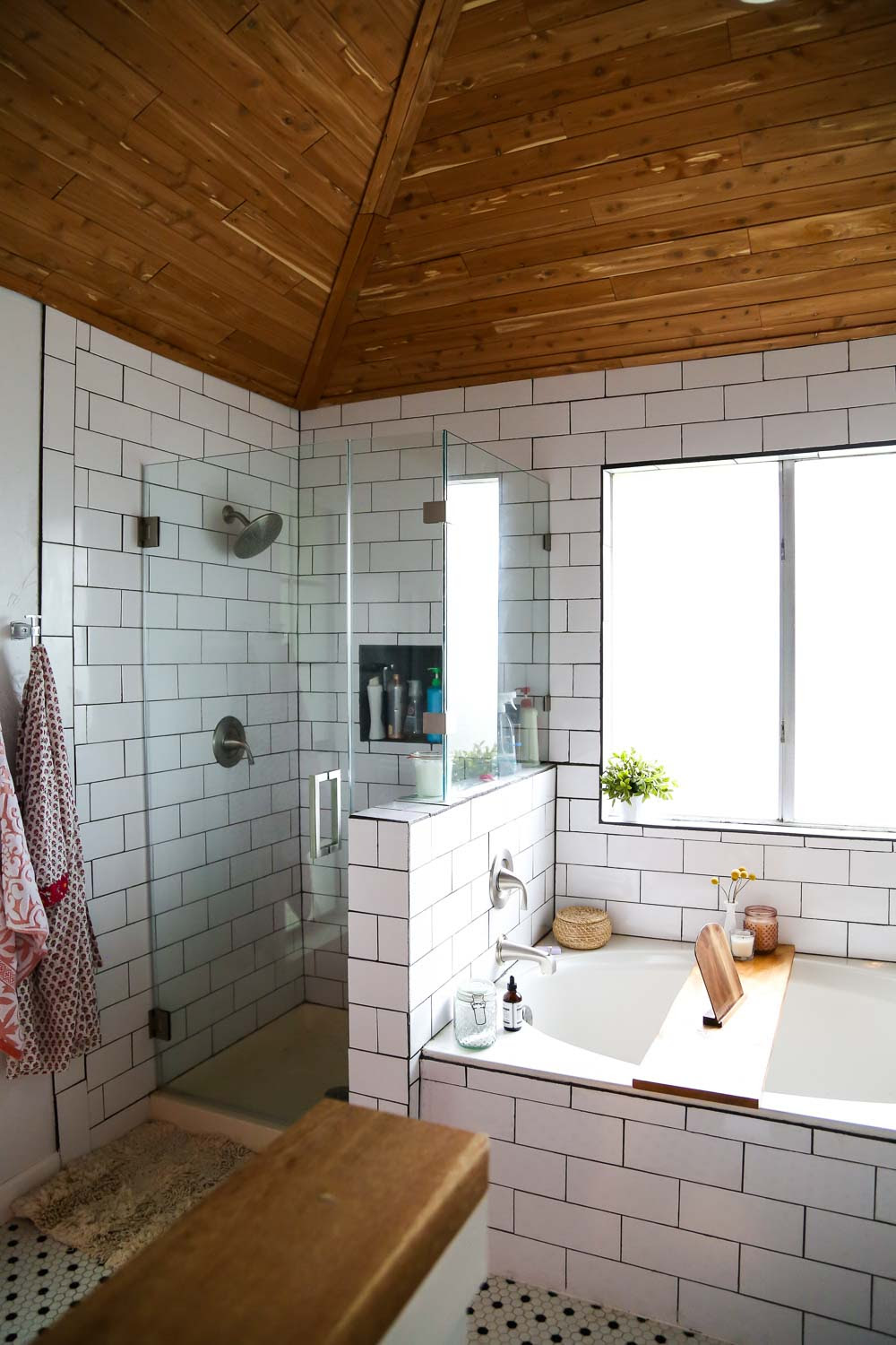 Before & After: A Master Bath Gets a Bright Makeover in ...