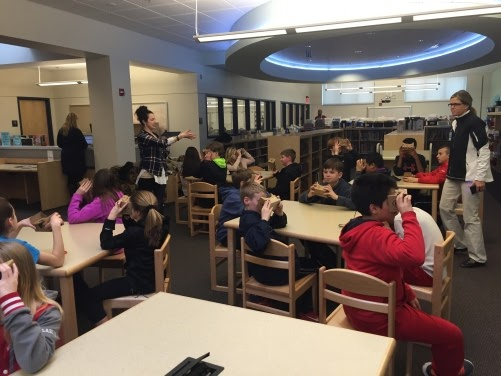 Day 127 - MSMS 6th Graders Explore the World via Google Expeditions - MSMS Blog