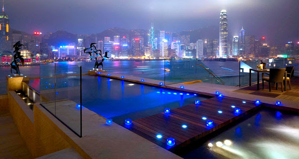 InterContinental - The best swimming pools in the world