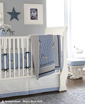 Chef Messy: Nursery Ideas and Indecision