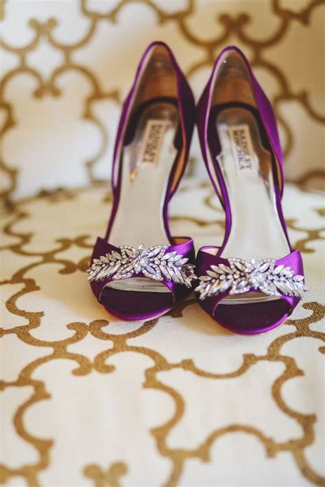 17 Best ideas about Purple Wedding Shoes on Pinterest