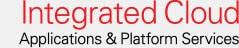 Integrated Cloud Applications & Platform Services
