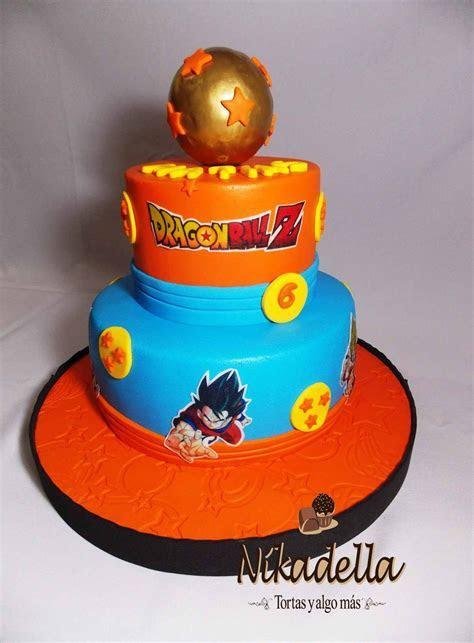 Resultado de imagen para dragon ball z cakes   Noonie bday