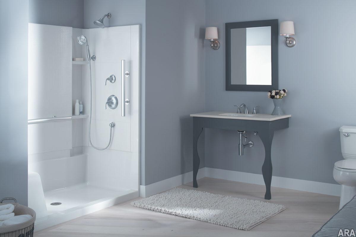 home design idea: Bathroom Designs For Seniors