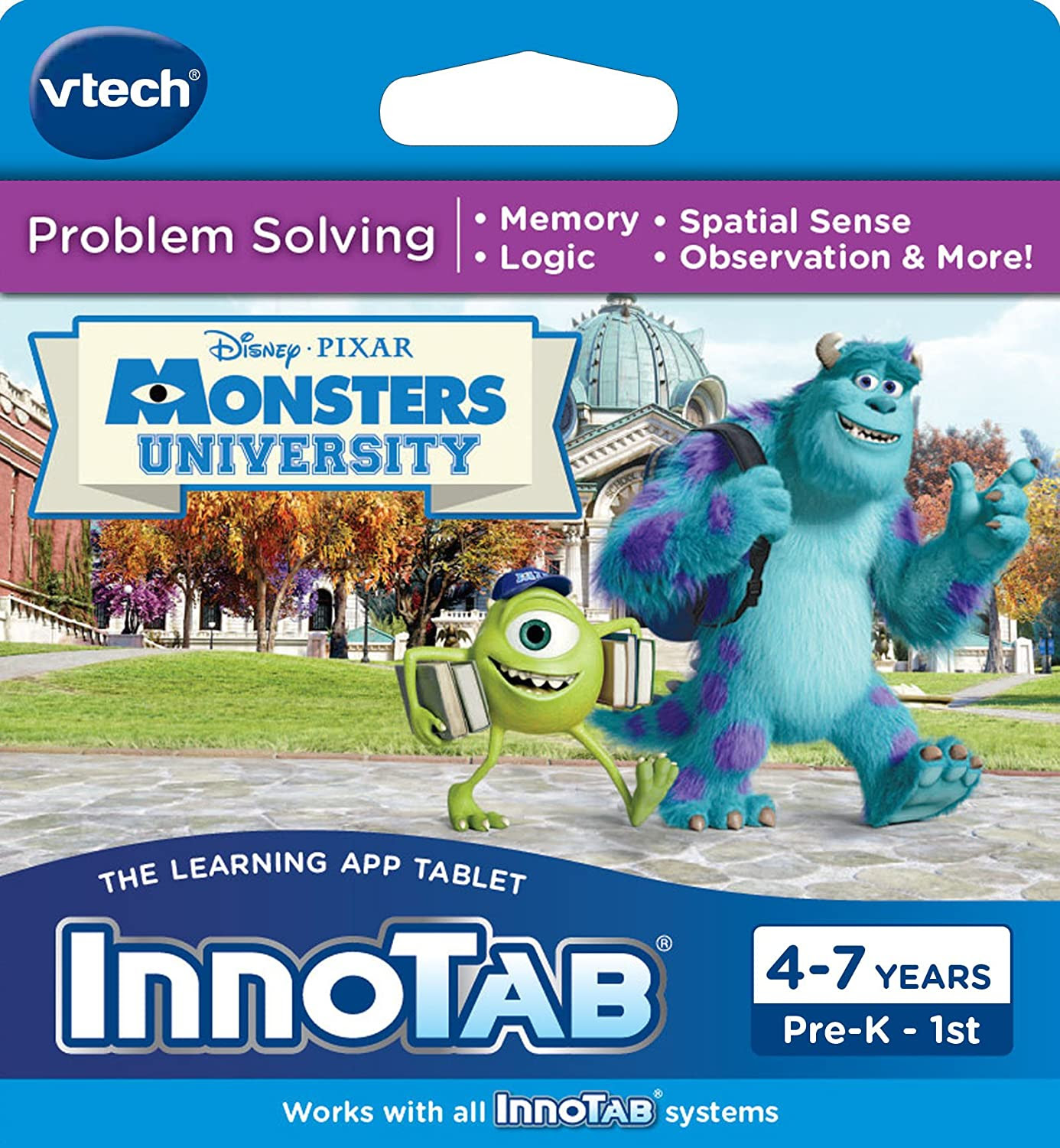 VTech InnoTab Monsters University