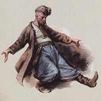 Олег Коминарец, Гоголь, Вечера на хуторе близ Диканьки