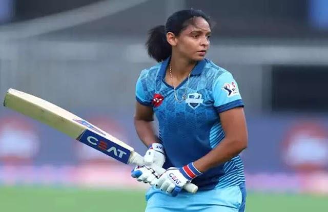 भारतीय महिला टी20 कप्तान हरमनप्रीत कौर कोरोना पॉजिटिव, साथी खिलाड़ियों से किया ये अनुरोध