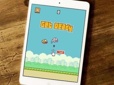 Flappy Bird, game online, Nguyễn Hà Đông