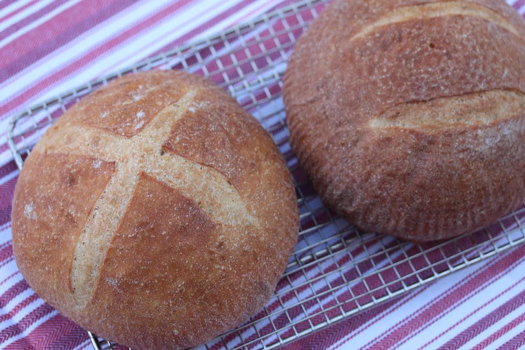 Basic Sourdough Bread   Karen's Kitchen Stories
