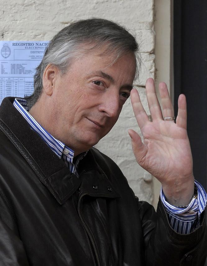 Néstor Kirchner, en imágenes  - Néstor Kirchner