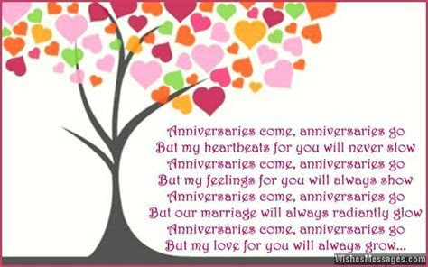 First Anniversary Poems for Wife: Happy 1st Anniversary