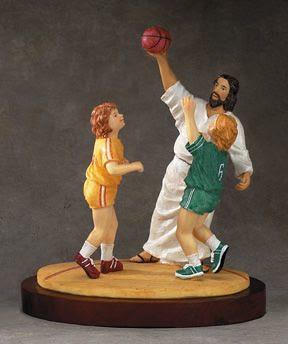Jesus keep away