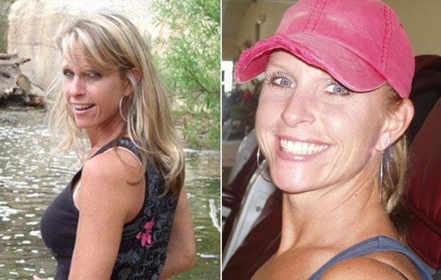Heidi Creamer, à esquerda, foi presa por agredir a irmã gêmea, Holly Creamer-Ryan (Foto: Reprodução/Facebook/Heidi Creamer e Holly Creamer-Ryan)