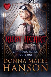 Ruby Heart by Donna Maree Hanson