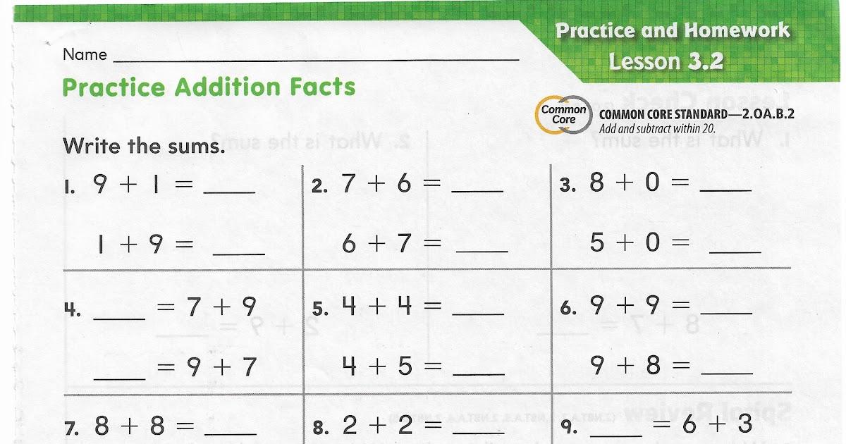 Go Math Grade 4 Lesson 3 2 Answers