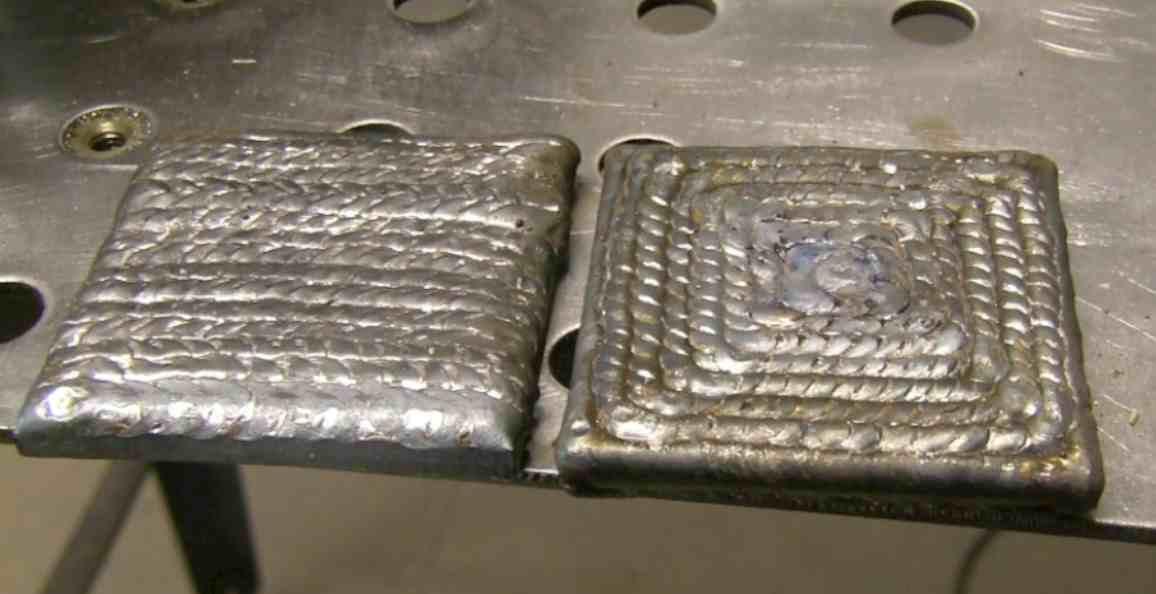 Aluminum Welding Vertical Aluminum Welding