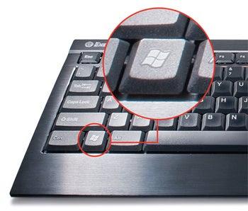 Windows key