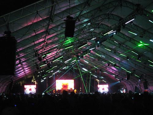 Aphex Twin @ Coachella