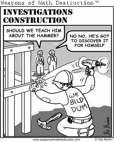 Brookstone Builders Inc Friday Funny The Right Tool For The