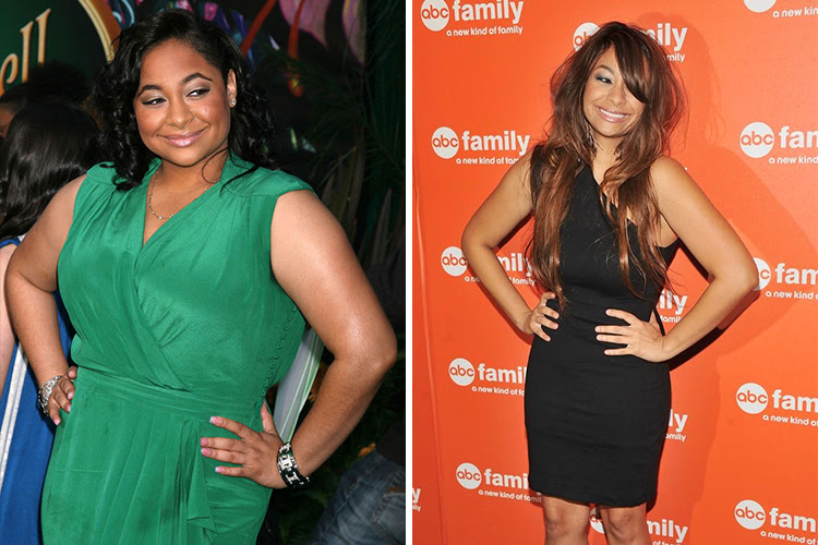 Amazing Celeb Weight Loss Transformations Goosereport