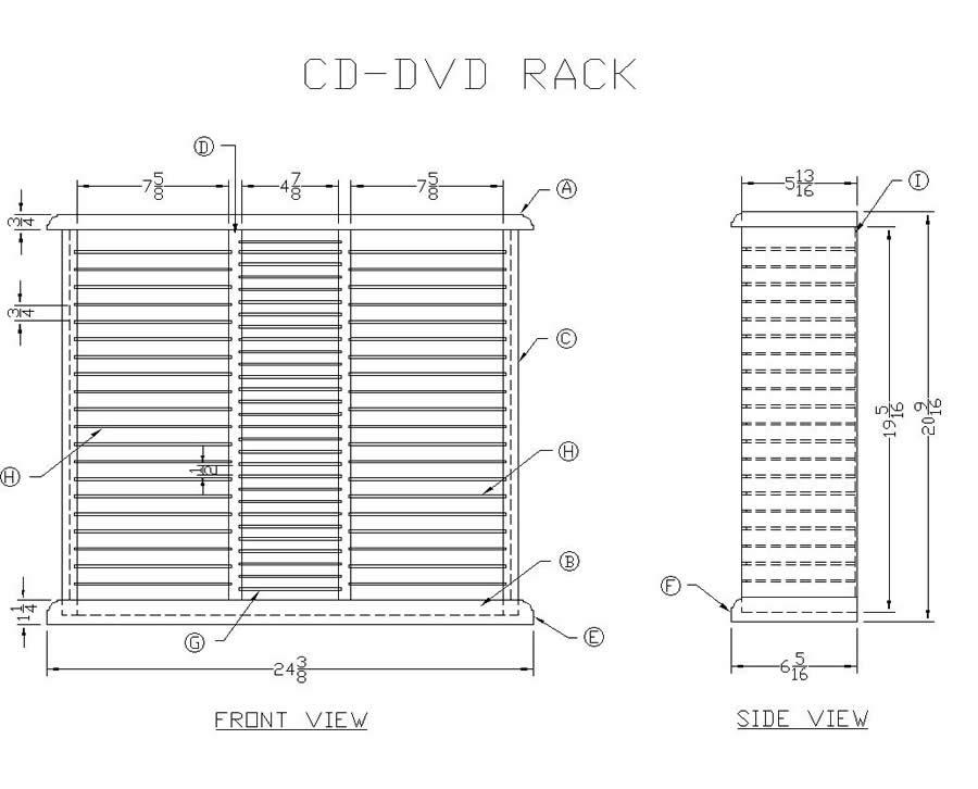 Working Project Verna Wood Dvd Cabinet Plans