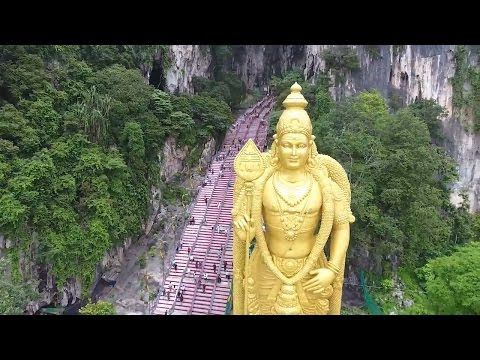 🏁 Batu Caves - Hindu Temple - Malaysia - know it with full description and video.
