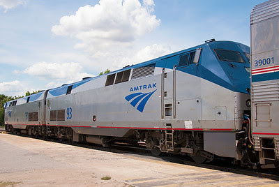 Diesel locomotive, Amtrak's Auto Train