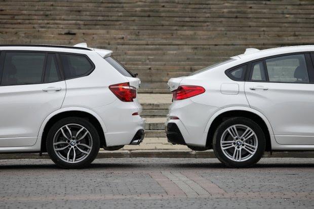 Bmw X3 I X5 Różnice Wszystko O Samochodach I Motoryzacji Motopl