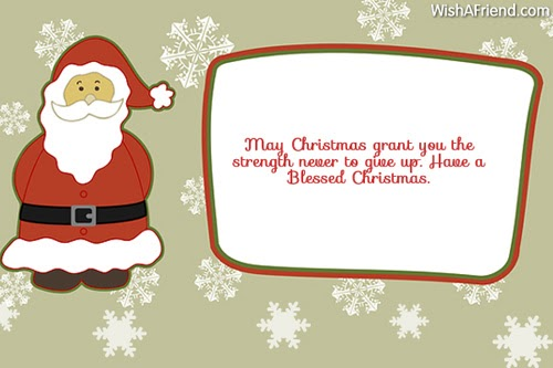 christmas card husband verses  sinter g