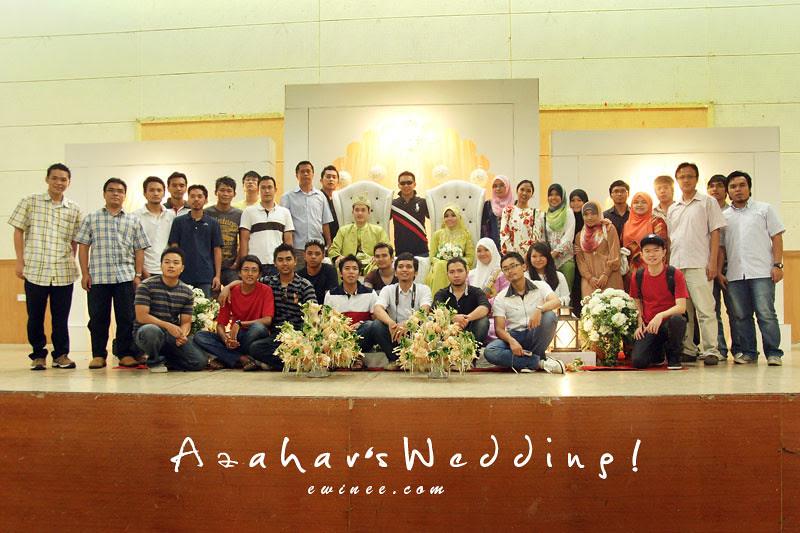CHE-AZAHAR'S-WEDDING-MARCH-2011-TMN-IBU-KOTA-4