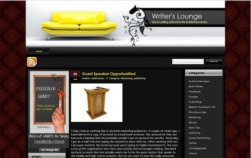 Writer's Lounge