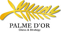 La palme d'or des échecs de Chess & Strategy