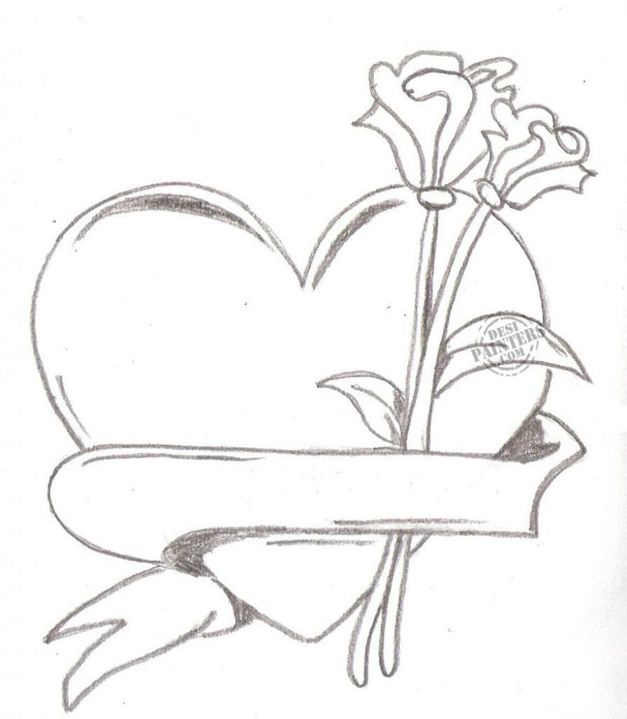 Easy Pencil Sketches Of Flowers Chelss Chapman How to draw easy bird and flowers step by step with pencil sketch for beginners,easy bird drawing easy pencil sketches of flowers