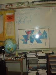 Globe & Map
