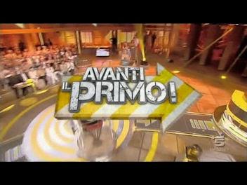 Avanti Un Altro 2012 Italy Canale 5 Bothers Bar