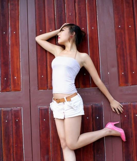 syair rindu posona wajah oriental yang cantik lembut dan
