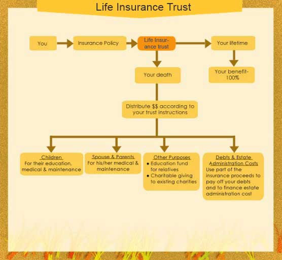 What is a life insurance trust? Why do I need one?